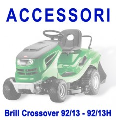 OPTIONAL BRILL CROSSOVER 92/13 e 92/13H