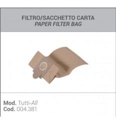 BM2 FILTRO/SACCHETTO CARTA