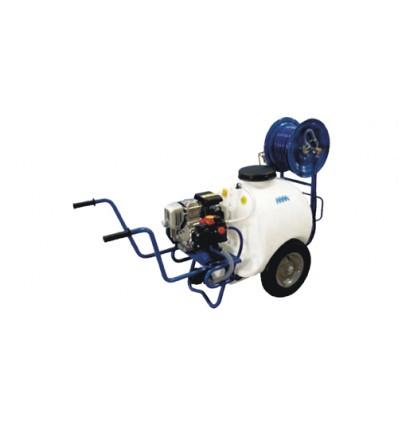 MM Carrello 120L con elettropompa