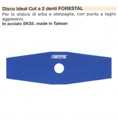 DISCO IDEAL CUT 2 DENTI FORESTAL
