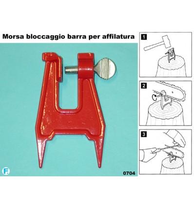 MORSETTO BLOCCAGGIO BARRA