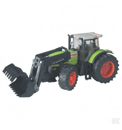 Claas Atles 936 con caricatore frontale