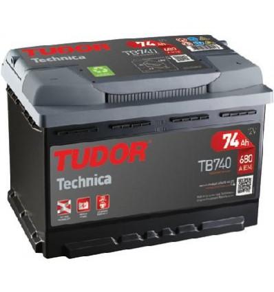 Batteria Tudor TB 740 TECHNICA