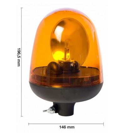 LAMP.ROT.12/24V H1 BASE IMBUTO