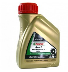 Castrol React Performance DOT4 0,5L.