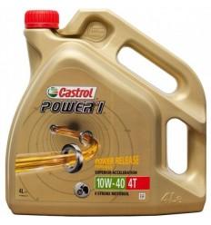 Castrol Power 1 10W-40 4T 4L.