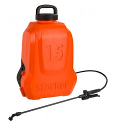 Pompa a zaino elettrica Stocker 15 l Li-Ion