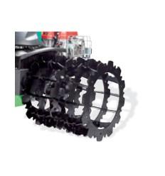 Coppia prolunghe ruote in ferro (larghezza cm.25)