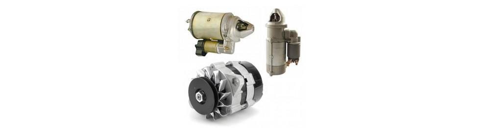 Motorini Avviamento e alternatori
